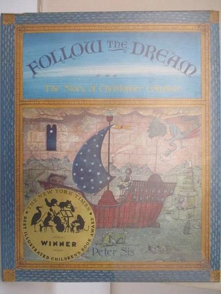【書寶二手書T8/少年童書_JND】Follow The Dream:The Story of…