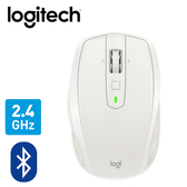 【logitech 羅技】MX ANYWHERE 2S 無線滑鼠 白