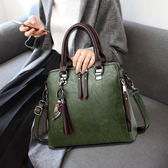 女包手提包女士包包斜背包側背 簡約大氣包包女時尚潮春夏手提包百搭 伊蒂斯 全館免運