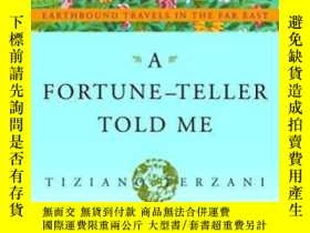二手書博民逛書店A罕見Fortune-teller Told MeY364682 Tiziano Terzani Broadw