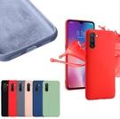 三星NOTE 10手機殼A7 2018/A750F液態硅膠軟A40超薄A60創意保護套note10pro