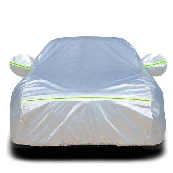 豐田卡羅拉威馳雷淩凱美瑞車衣車罩防曬防雨隔熱遮陽厚車套子外罩 ATF 童趣
