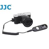 【南紡購物中心】JJC副廠Fujifilm快門線遙控器S-F3,可換線相容RR-90