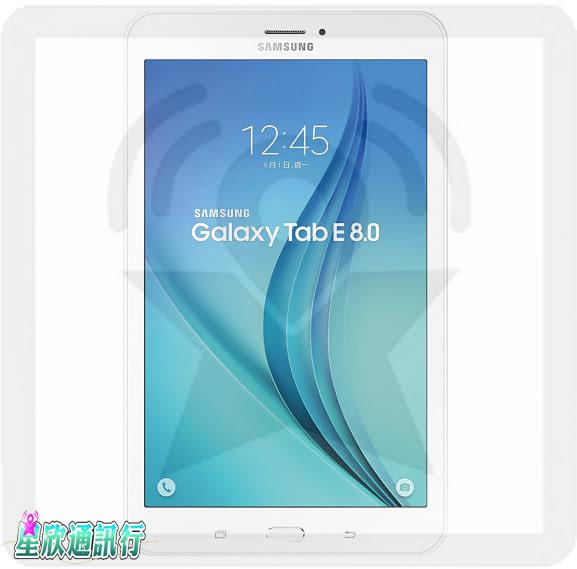【星欣】SAMSUNG Galaxy Tab E 8.0 (T3777) 4g lte 可通話平板 直購價