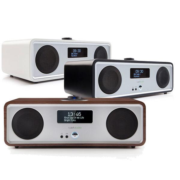 限時9折【英國 Ruark Audio】R2 歐洲美學 桌上型 多媒體 喇叭 R2 一組 公司貨 (售價已折)