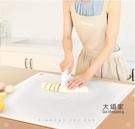 揉麵墊 擀麵板 硅膠揉麵墊加厚硅膠墊案板烘焙和麵墊麵板家用塑料搟麵墊T