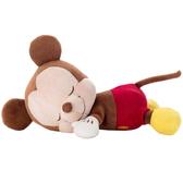 DISNEY 迪士尼 睡覺好朋友 米奇S