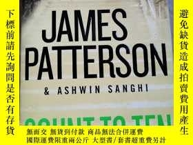 二手書博民逛書店count罕見to ten   James pathtterso
