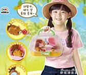 快樂鬆鼠屋 韓國女孩玩具過家家電子寵物兒童玩具男孩igo  麥琪精品屋