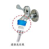 特力屋洗衣機給水管接頭(6分外牙)