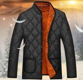 老平衫冬裝男裝 扣子老人小棉衣 加絨加厚內外穿衣服 中老年男棉襖外套 時尚冬季男士保暖衣服
