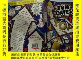 二手書博民逛書店Tom罕見gates top of the class:湯姆蓋茨是班上的優等生Y200392