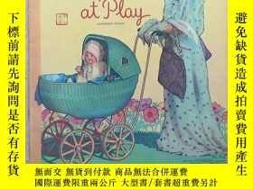 二手書博民逛書店Shirley罕見Temple at Play(劇中的秀蘭·鄧波