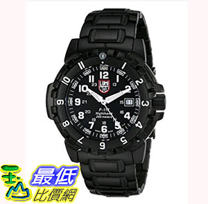 [106美國直購] 手錶 Luminox Mens A6402 F-117 Nighthawk Analog Quartz Sapphire Glass Watch