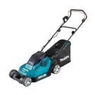 [ 家事達 ]牧田 MAKITA-DLM382PM2 (附4.0ah電池*2、雙槽充電器) 36V(18+18) 充電草坪修剪機 割草機 特價 無刷