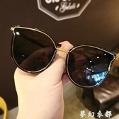 網紅GM墨鏡女2020新款潮韓版ins大臉顯瘦太陽鏡開車專用防紫外線 魔方數碼館