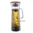 金時代書香咖啡  TIAMO 咖啡時光 玻璃冷泡壺 1000ml 通過SGS檢測  HG2104