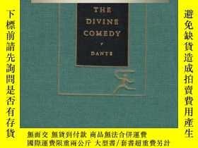 二手書博民逛書店The罕見Divine Comedy 神曲 Dante Alig