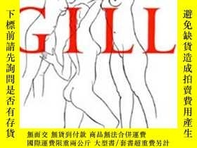 二手書博民逛書店Eric罕見Gill: The EngravingsY26437
