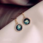 《Caroline》★韓國熱賣造型時尚 浪漫風格,優雅性感 耳環71858