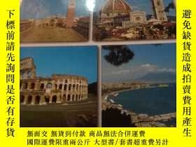 二手書博民逛書店罕見威尼斯.佛羅倫薩.那波利.羅馬與梵蒂岡城Y290224