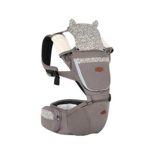 *Animal Carnival動物嘉年華座椅式抱嬰揹帶-葛瑞小貓