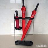 鐵藝雨傘架落地創意傘桶收納桶雨傘架歐式家用雨傘架家用雨傘桶 PA1608 『pink領袖衣社』