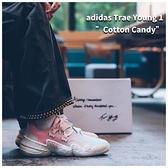 adidas 籃球鞋 Trae Young 1 運動 男女鞋 愛迪達 明星款 避震 包覆 棉花糖 球鞋【ACS】 H68998