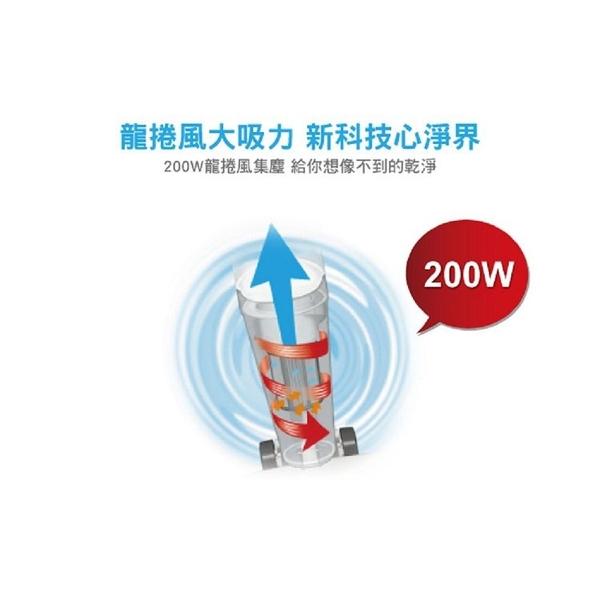 日本TWINBIRD-強力吸「吹」兩用吸塵器 TB-G005DTW