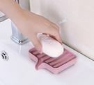 【小麥桔梗肥皂盤】天然環保瀝水架香皂盒(顏色隨機發貨)