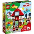 樂高積木 LEGO《 LT10889 》Duplo 得寶系列 Disney TM - Mickey's Vacation House╭★ JOYBUS玩具百貨