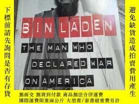 二手書博民逛書店Bin罕見Laden: The Man Who Declared