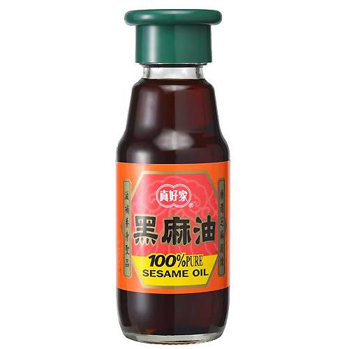 真好家黑麻油130ml【愛買】