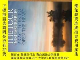 二手書博民逛書店The罕見four immeasurables : practices to open the heart 【英文