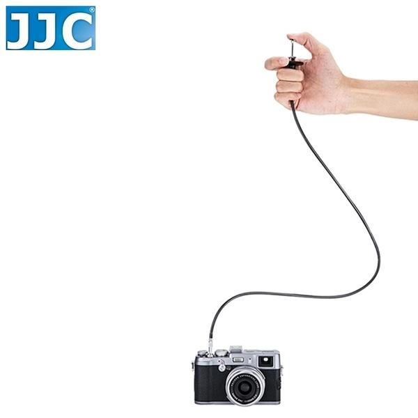 又敗家JJC佳能Canon機械快門線TCR-70BK長70公分相容AR-3撞針機械式快門線FTB AE-1 AE-1P A-1