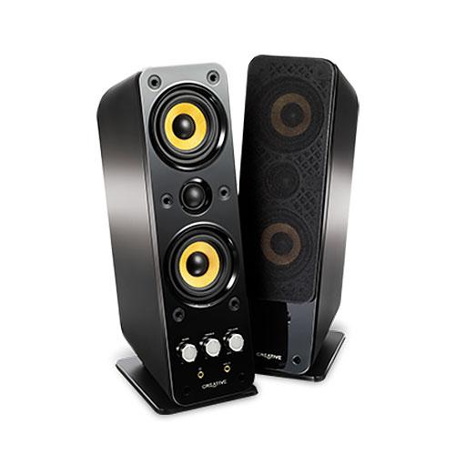 Creative 創巨 創新未來 GIGAWORKS T40 SERIES II 兩件式 音響 喇叭
