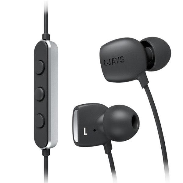 瑞典 JAYS T-JAYS Four iPhone專用高階立體聲耳機