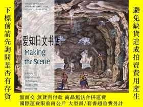 二手書博民逛書店【罕見】Making the Scene : A History