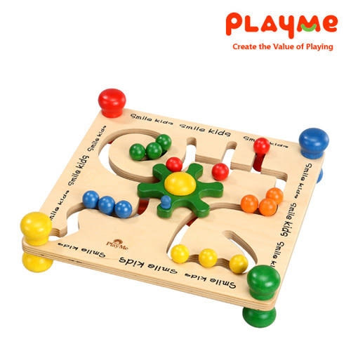 【PlayMe】轉盤迷宮+騎士堡歡樂時段兒童2小時免費體驗券