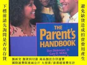 二手書博民逛書店THE罕見PARENT S HANDBOOKY10980 THE PARENT S HANDBOOK THE