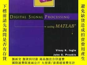 二手書博民逛書店Digital罕見Signal Processing Using Matlab (bookware Compani