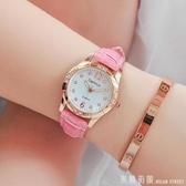 兒童手錶 兒童手表女學生韓版簡約可愛初中小女孩少女心防水夜光生日禮物