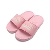PUMA POPCAT 一片套式拖鞋 玫瑰粉 360265-48 女鞋