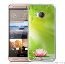 ✿ 3C膜露露 ✿【荷花*硬殼】HTC ONE ME手機殼 手機套 保護套 保護殼