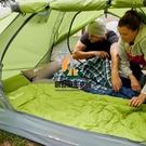 野外露營成人信封式可拼接保暖棉睡袋 XY NX19362001 綠色【創世紀生活館】