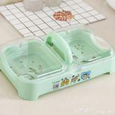 香皂盒北歐皂盒香皂瀝水架帶大號浴室帶蓋上下雙層衛生間多層 瑪麗蓮安
