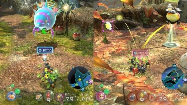 [哈GAME族]免運+刷卡 Switch NS 皮克敏3 豪華版 中文版 皮克敏大冒險系列新作登陸NS平台