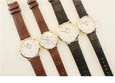 女手錶韓版時尚簡約休閑大氣潮手錶男女士學生防水情侶走心小賣場