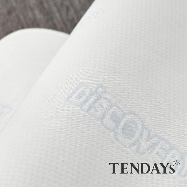 枕套-TENDAYs_DS柔眠枕(晨曦白)枕套-8cm專屬枕套