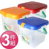 【台灣製 月光寶盒RV多功能桶《三件組》 】P888/可承重/置物桶/洗車桶/收納桶/萬用桶★滿額送